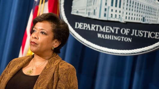 Attorney General Loretta E. Lynch