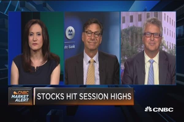 Will earnings season kill the rally?