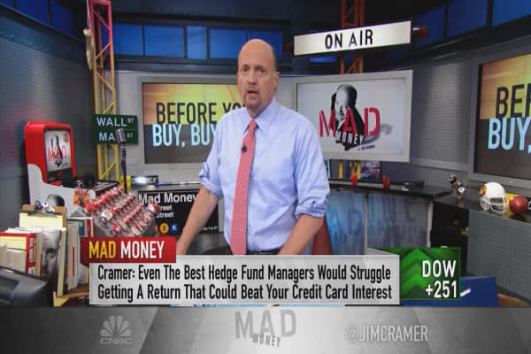 Cramer: 3 things you MUST have before you invest