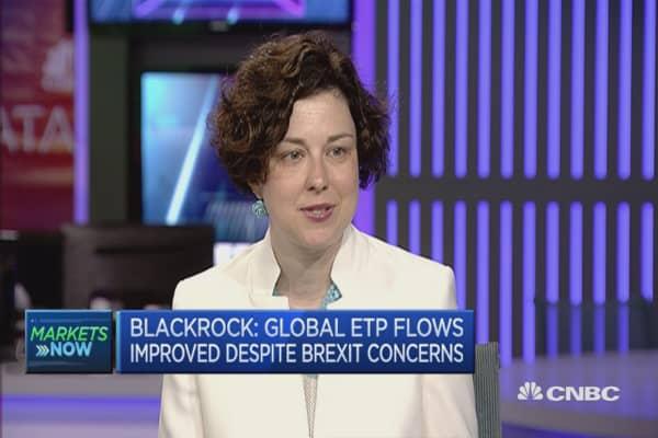 Safe havens fared well in June: BlackRock