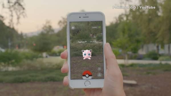 Nintendo shares soar 25% on Pokemon GO hopes