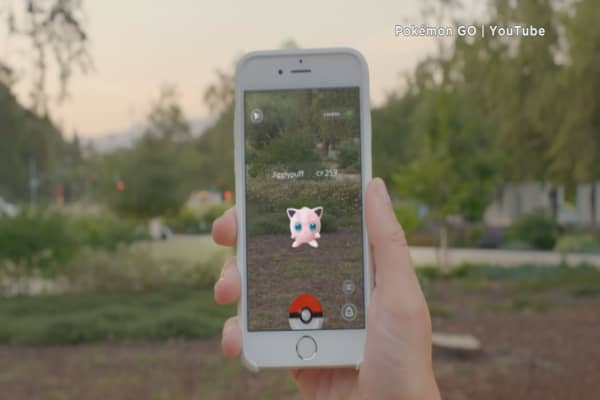 Nintendo shares soar 25% on Pokemon GO hopes