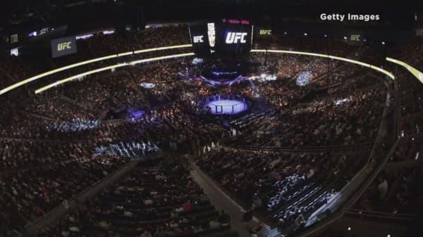 UFC sells itself to WME-IMG for $4B
