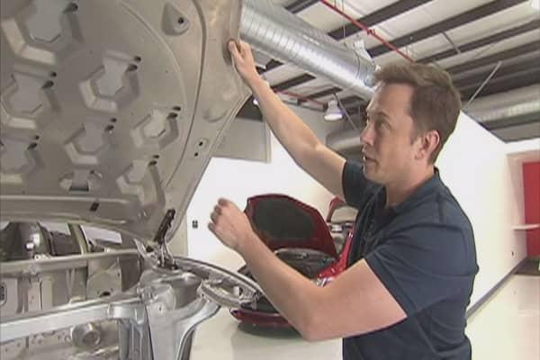 Elon Musk hints at new secret master plan