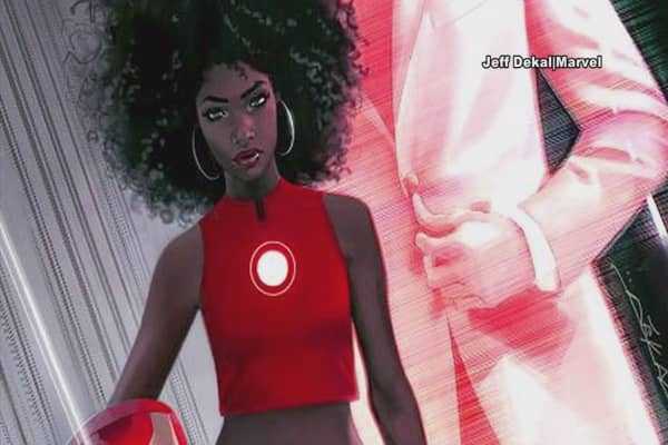 Marvel's diversity efforts paying off