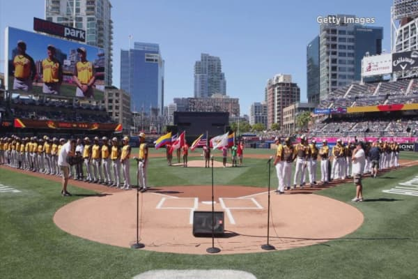 San Diego set to shine as host of MLB's All-Star game