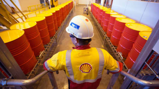 Shell Posts 50 Percent Rise In Net Profit Beating Expectations