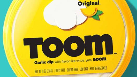 Toom garlic dip