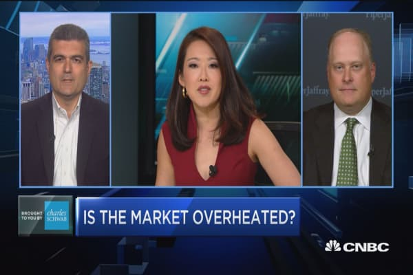 Trading Nation: Is the market overheated?