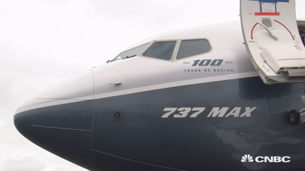 Boeing 737 Max ready for skies
