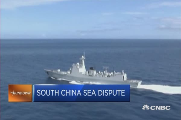 South China Sea PKG