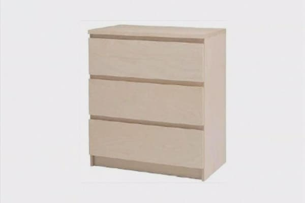 IKEA recalling Malm dressers in China
