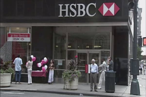 Senior US officials overruled push to prosecute HSBC