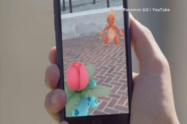 Pokémon Go developer collects gamers' data