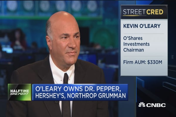 Kevin O'Leary's new buys