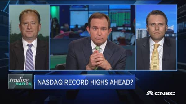 Will Nasdaq follow the S&P