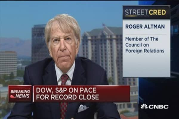 Altman: Not a big surprise market is rallying