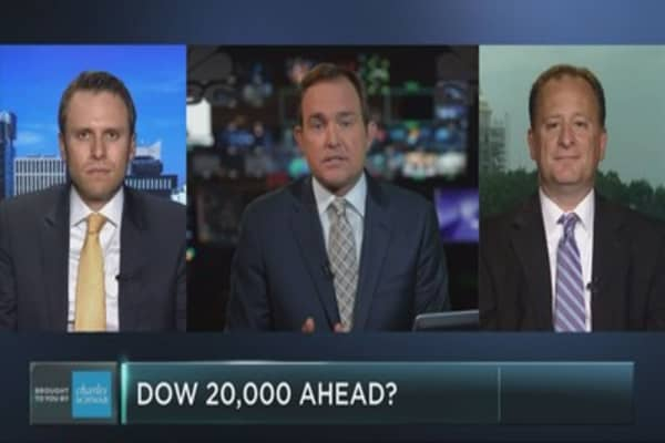 Can the Dow reach 20,000?