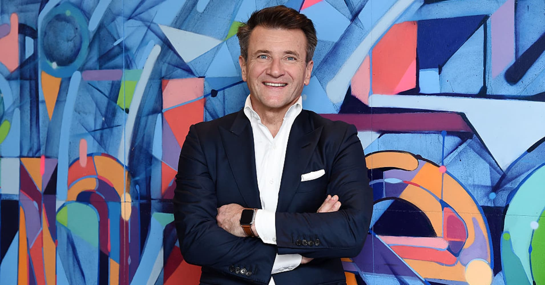 Robert Herjavec from 'Shark Tank'