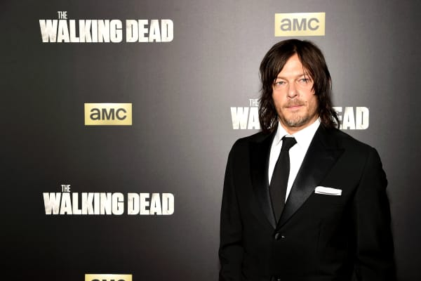 This 'The Walking Dead' star has some advice for the living