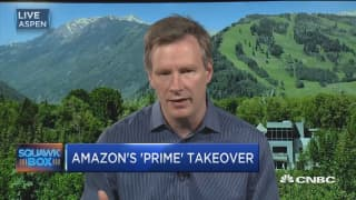 Amazon's big 'Prime' win is not its sales: Analyst