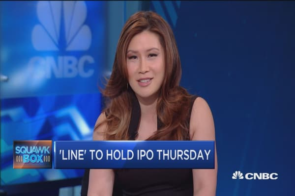 What's my Line? Perhaps the biggest tech IPO of the year