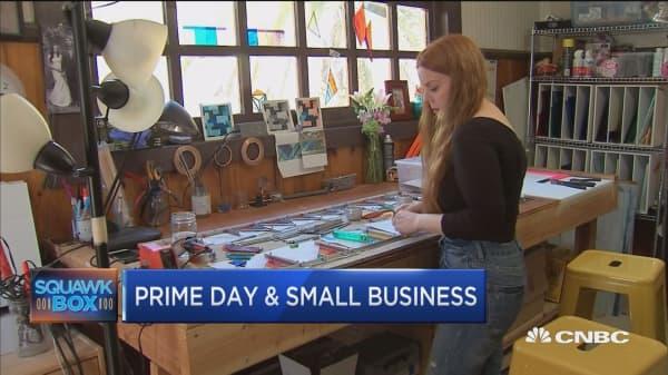 Small biz sizing up Amazon Prime