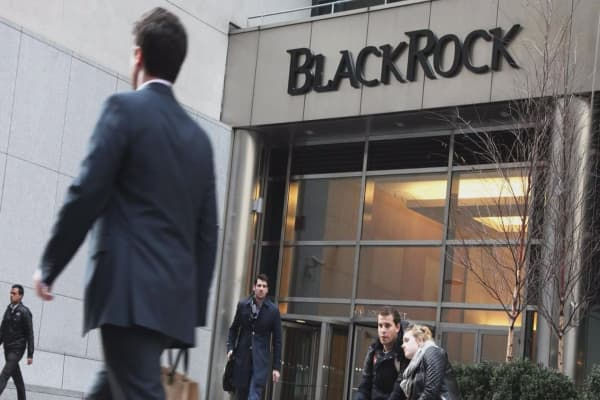 BlackRock 'cautious' on US equities