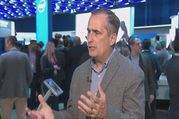 Intel CEO explains what really happened to Trump event