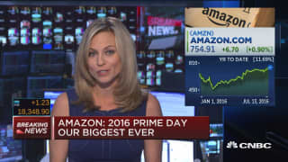Amazon: Our biggest day ever