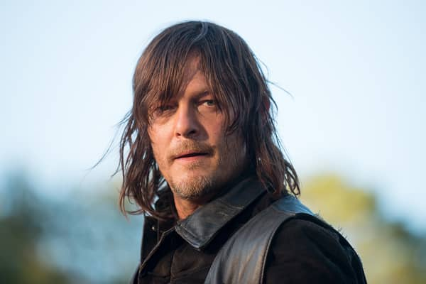 "Norman Reedus as Daryl Dixon on ""The Walking Dead"""