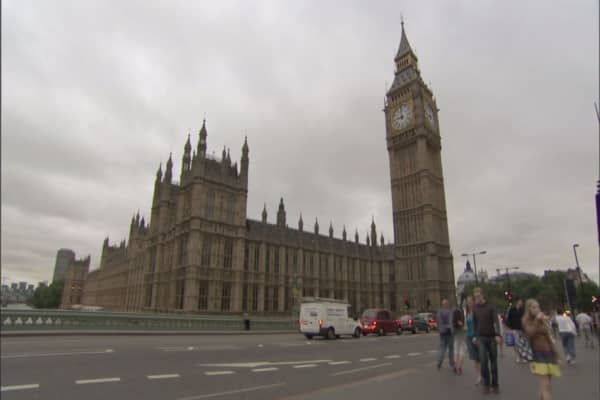 Moving from London could cost banks $66.5M