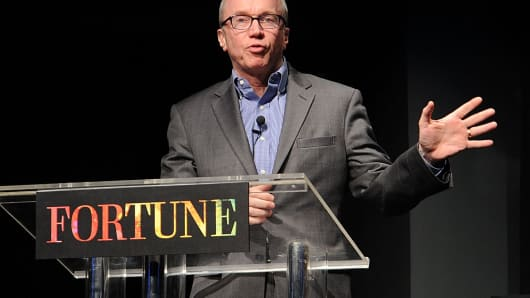 Editor of Fortune Magazine Alan Murray