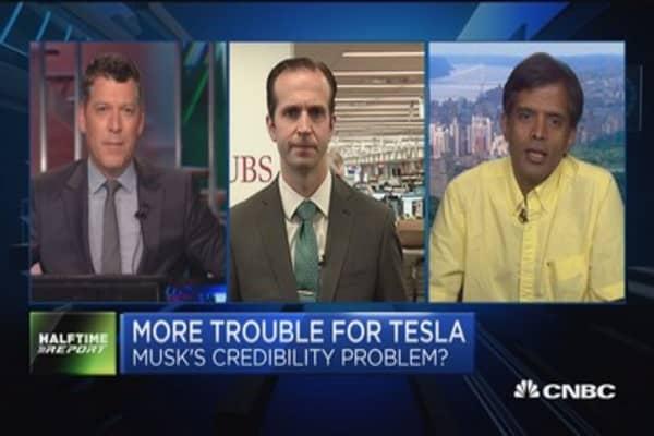 Pro Uncut: Aswath Damodaran & Colin Langan on Tesla