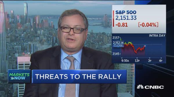 Investors chasing safety