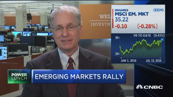 Watch emerging Asia: Pro