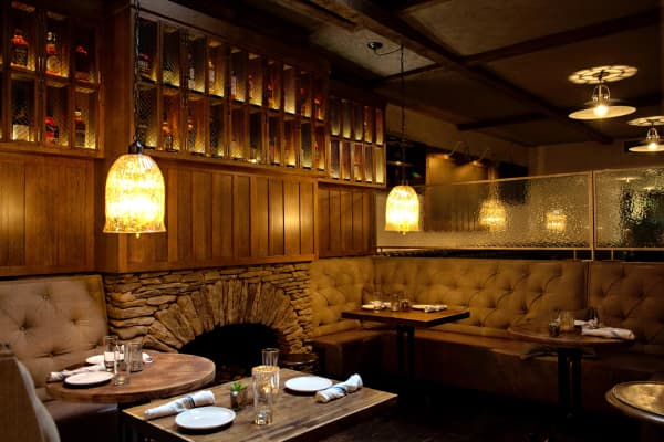 The Whiskey Social, pictured here, is one of several p;aces Blackwood Hospitality has worked with.