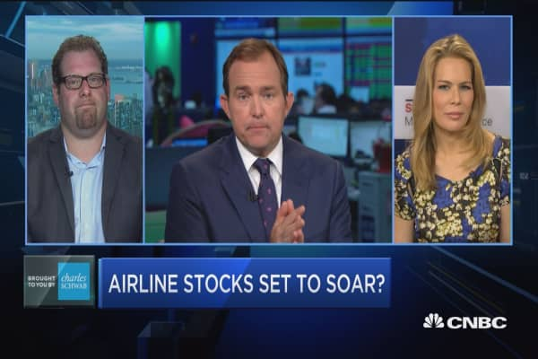 Airline stocks ready to land?