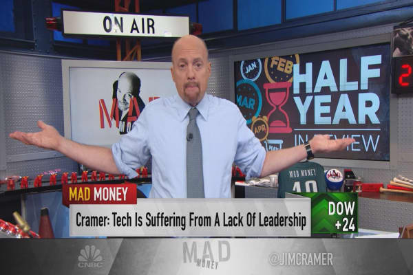 Cramer: Worst performing S&P sector of 2016
