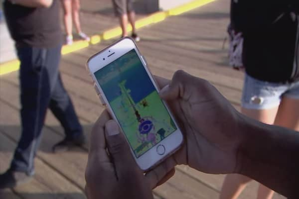 Overeager Pokemon Go players vulnerable to cyberattacks