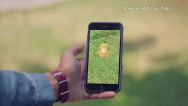 Pokemon Go hits a major milestone