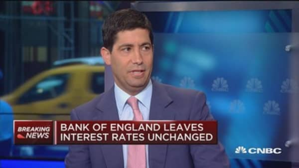 Props to BoE's rate decision: Kevin Warsh