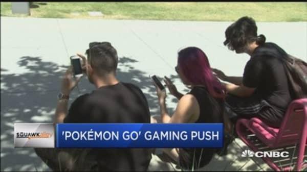 John Riccitiello: Pokemon Go is absolutely brilliant