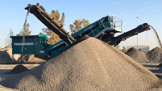 Harsco Metals & Minerals