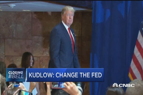 Kudlow: Throw them out, start over again!