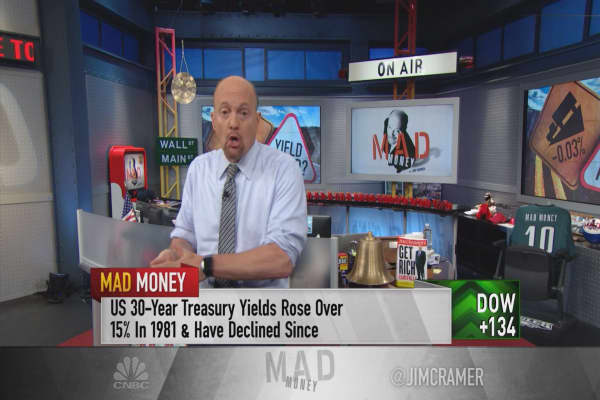 Cramer: Forget politics. This is the worst investment on earth