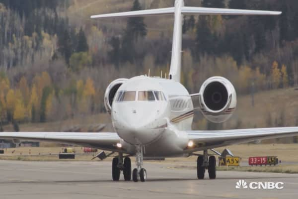 Private Jet Market Tough Business