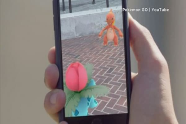 'Pokemon Go' could help retailers