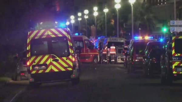 Witnesses detail horrific truck attack in Nice