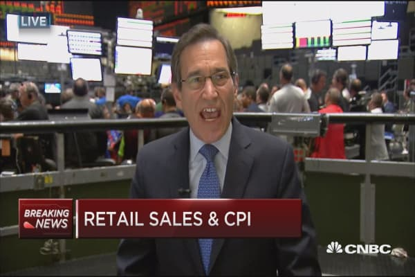 June retail sales up 0.6 percent
